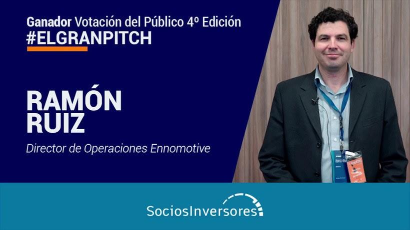"""Concurso Emprendedores """"El Gran Pitch"""" 2"""