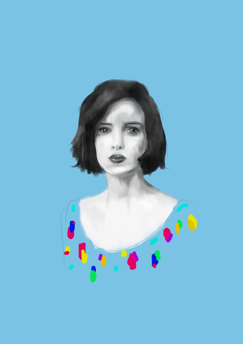 Pintura digital 1