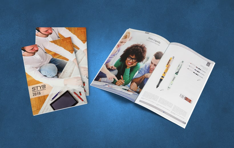 Catálogos y revistas 0