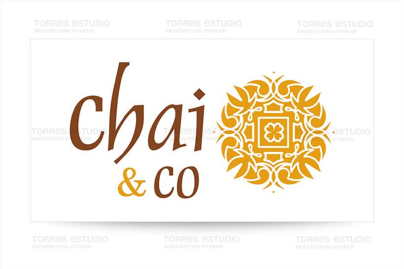 Arquitectura e Imagen corporativa para Chai&CO 4