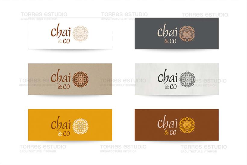 Arquitectura e Imagen corporativa para Chai&CO 5