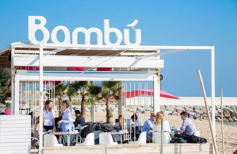 Bambú Beach Bar // Brand design 5