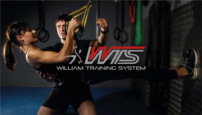 WTS William Training System // Branding design 0
