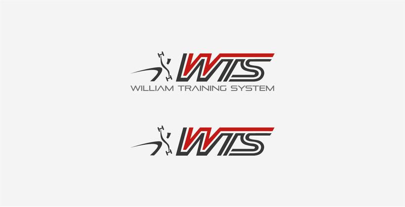 WTS William Training System // Branding design 1