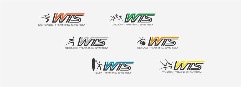 WTS William Training System // Branding design 4