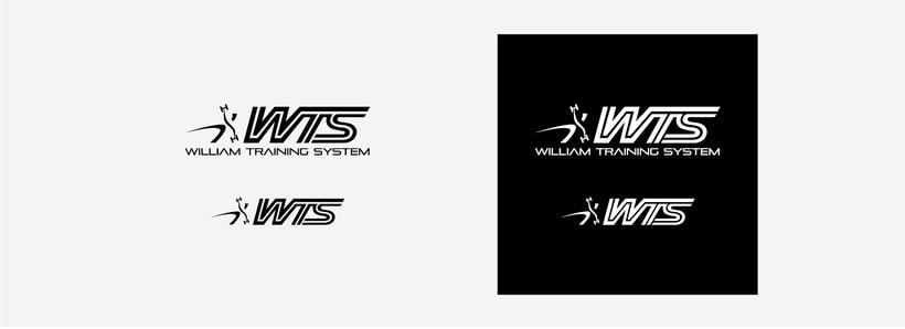 WTS William Training System // Branding design 3