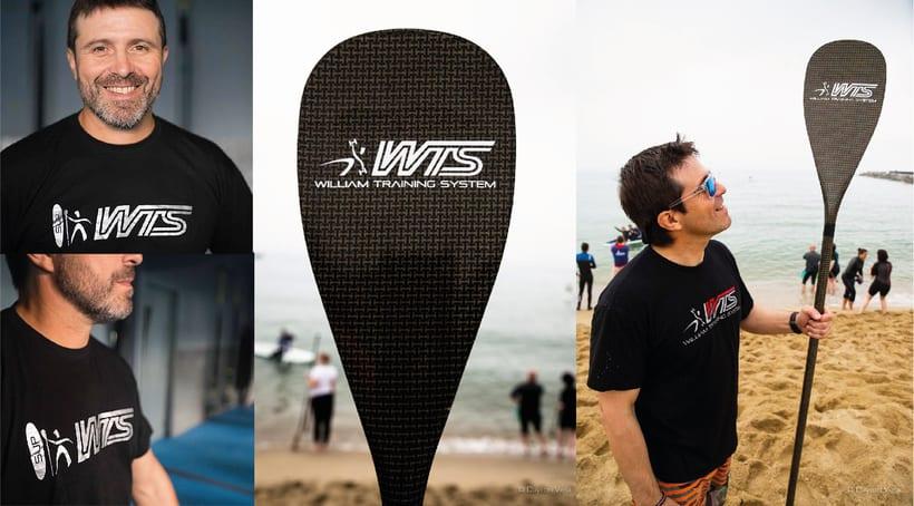 WTS William Training System // Branding design 8