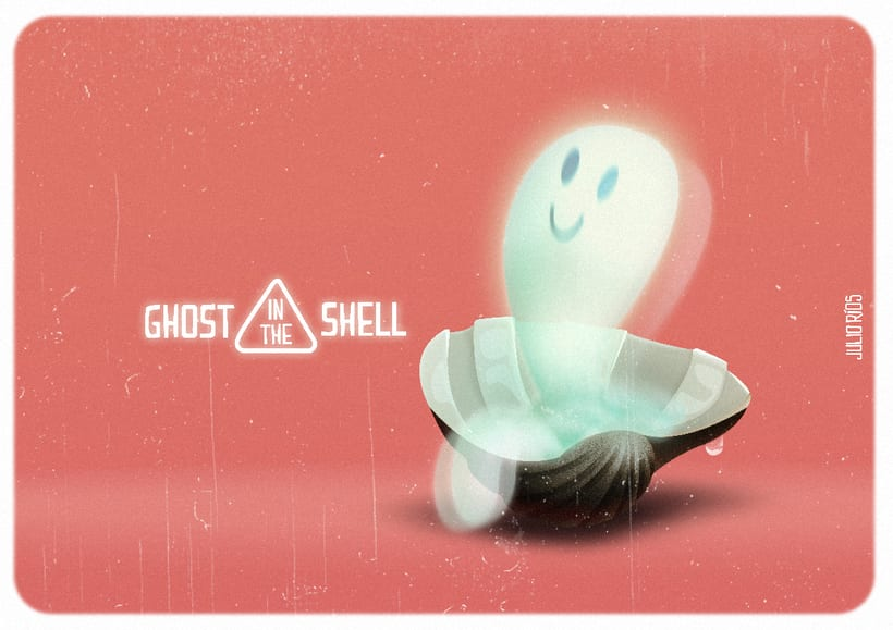 Ghost in the Shell 1
