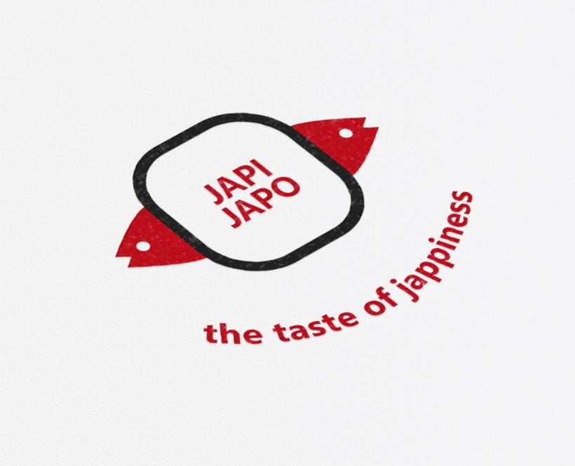 Logotipo Restaurante Sushi 0
