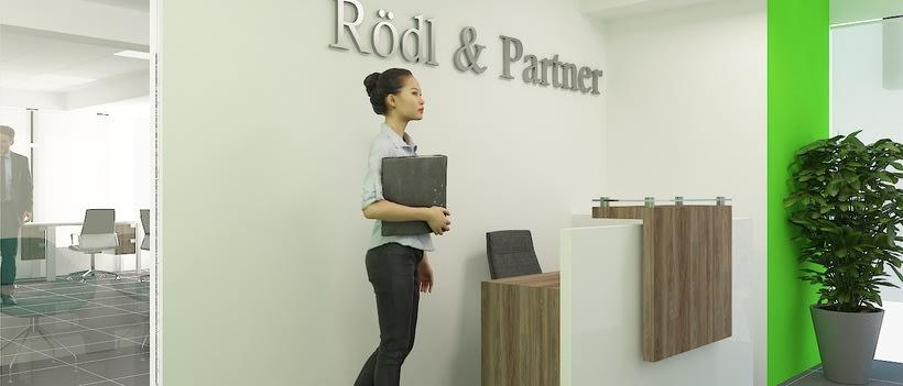 Roedl & Partner Mex/Office 0