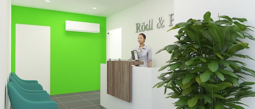 Roedl & Partner Mex/Office 1