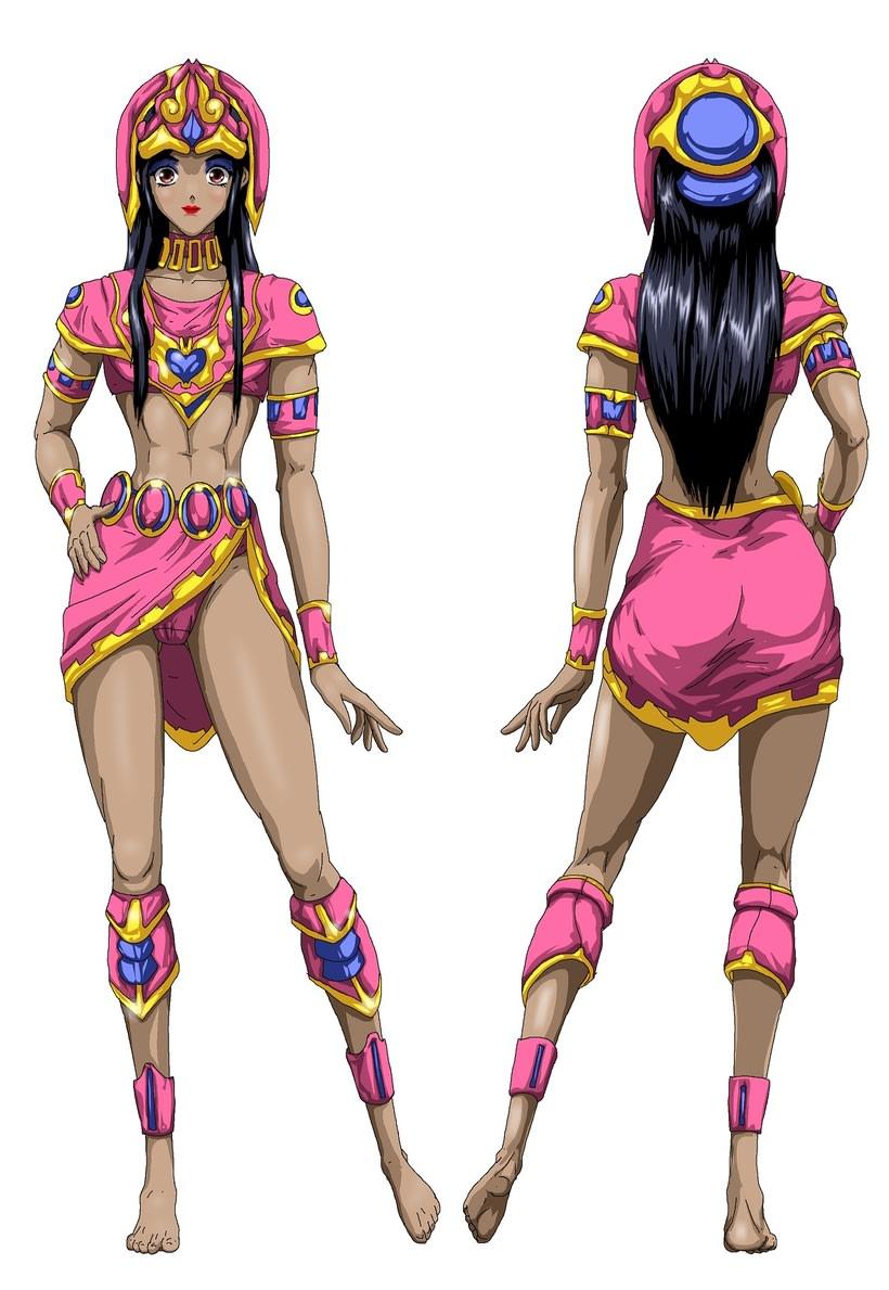 personajes para un cómic 1