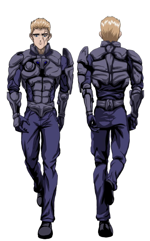 personajes para un cómic 2