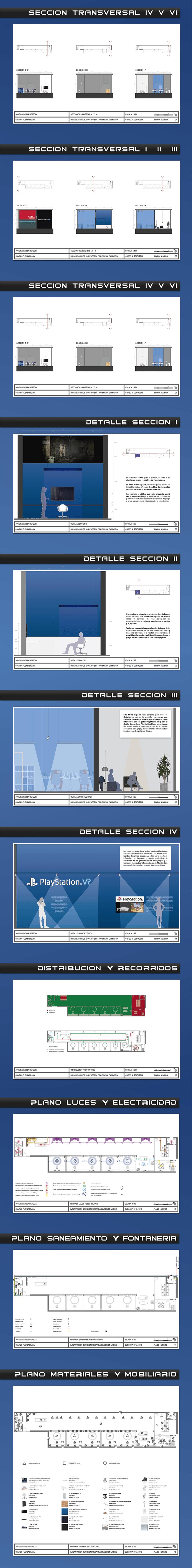Espacio para evento en Madrid de Realidad Virtual 2