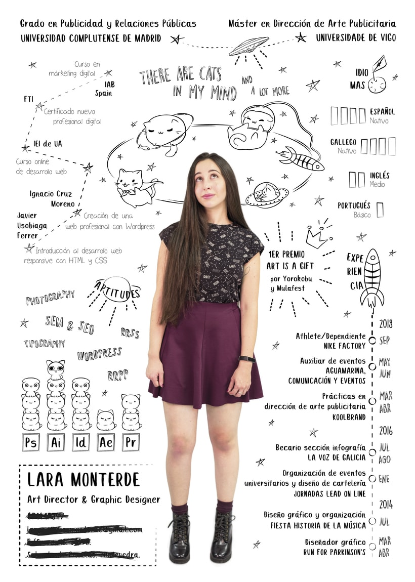 Personal infography 0