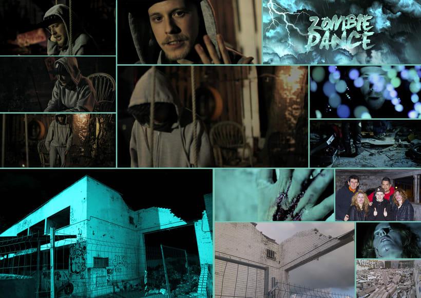 Videoclip: : MALIK SHÄH - Zombie dance 0