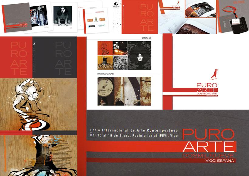 Diseño gráfico: PURO ARTE  0