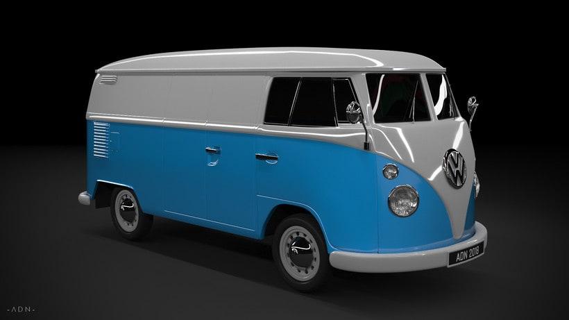 Volkswagen Van 0