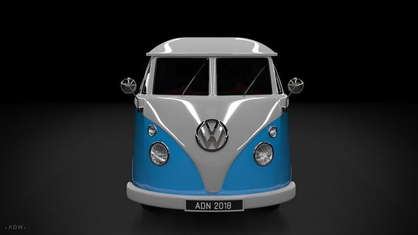Volkswagen Van 1