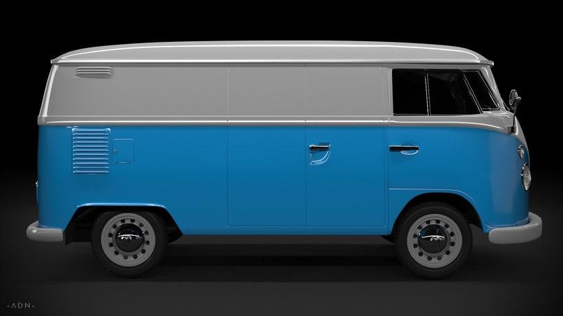 Volkswagen Van 2