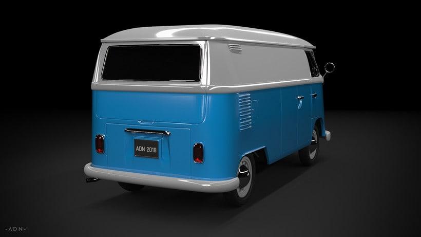 Volkswagen Van 3
