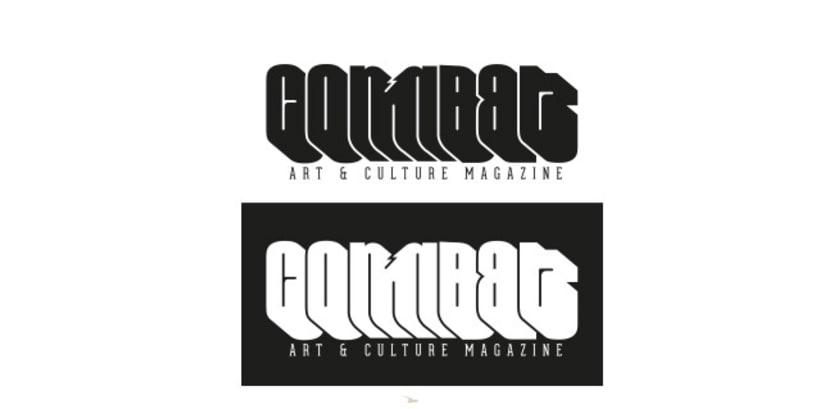 Propuesta logo - ¨Connbat¨ 1