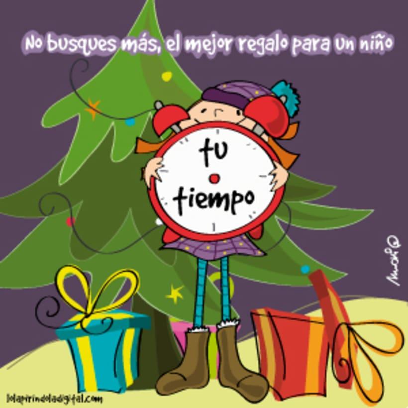 Felicitaciones Navidad 4