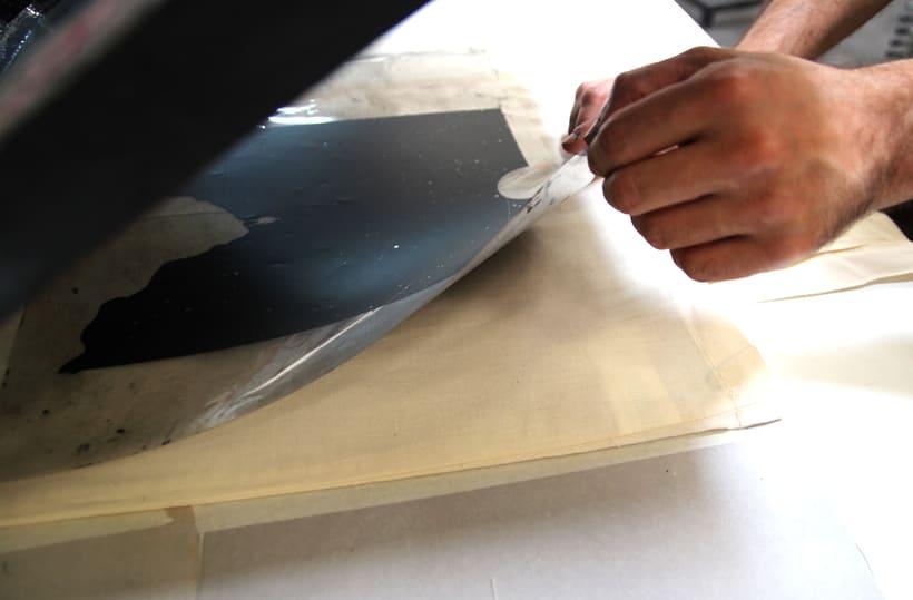 Estampación Tote Bags para el diseñador La Cabeza en las Nubes 5