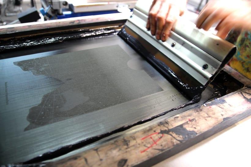 Estampación Tote Bags para el diseñador La Cabeza en las Nubes 11