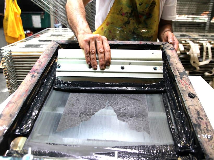 Estampación Tote Bags para el diseñador La Cabeza en las Nubes 12