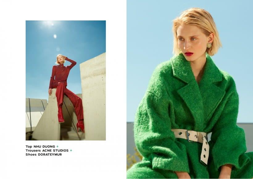 Wunderkind for OE-Magazine 5