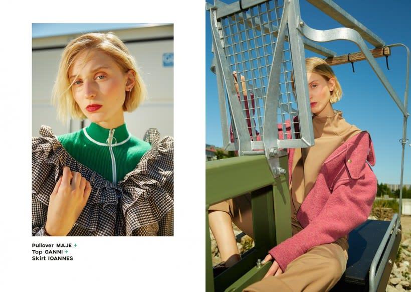 Wunderkind for OE-Magazine 1