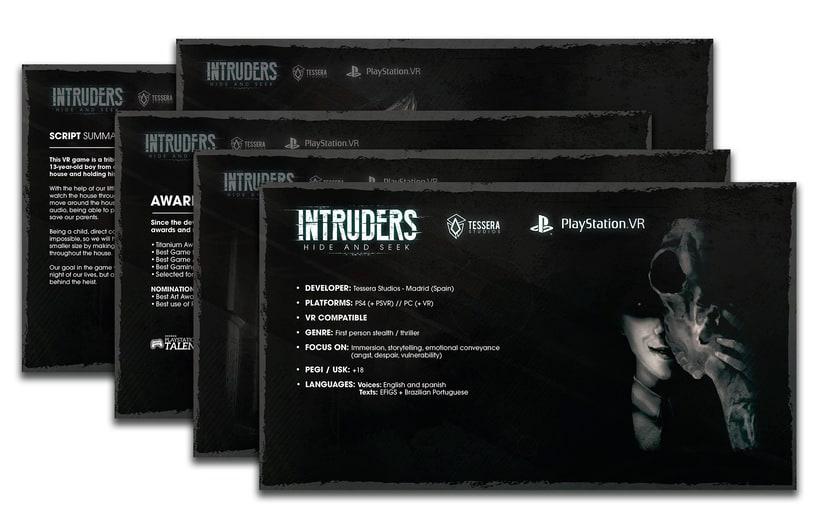 Branding - Intruders: Hide and Seek 3