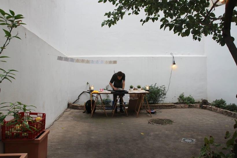 Demo Print en la Galería Cromo de la mano de Le Timbre 3