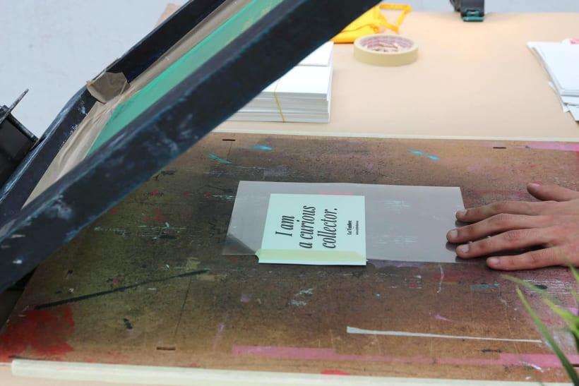 Demo Print en la Galería Cromo de la mano de Le Timbre 6