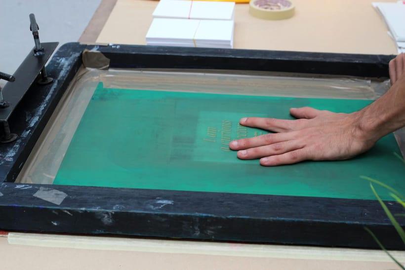 Demo Print en la Galería Cromo de la mano de Le Timbre 8