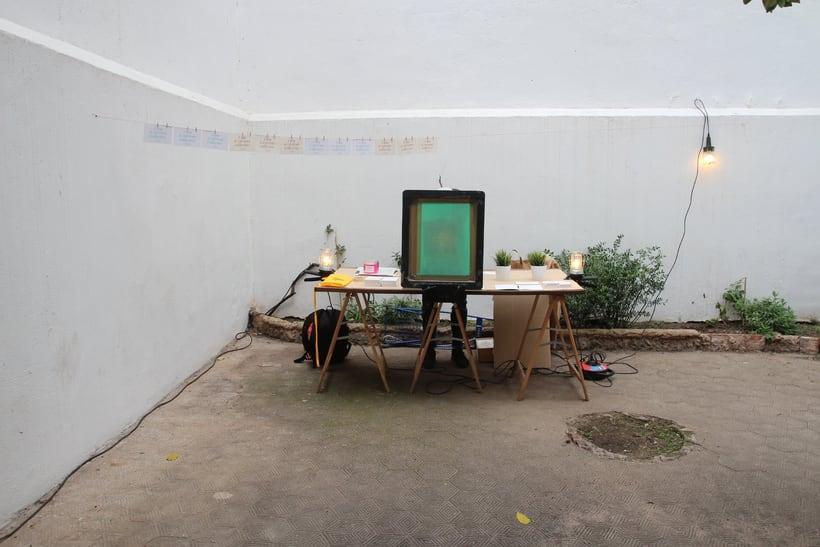 Demo Print en la Galería Cromo de la mano de Le Timbre 7