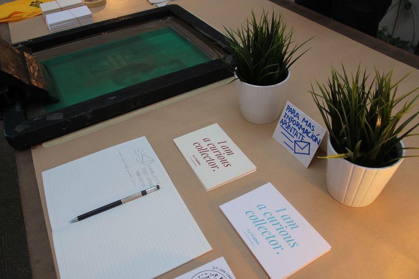 Demo Print en la Galería Cromo de la mano de Le Timbre 10