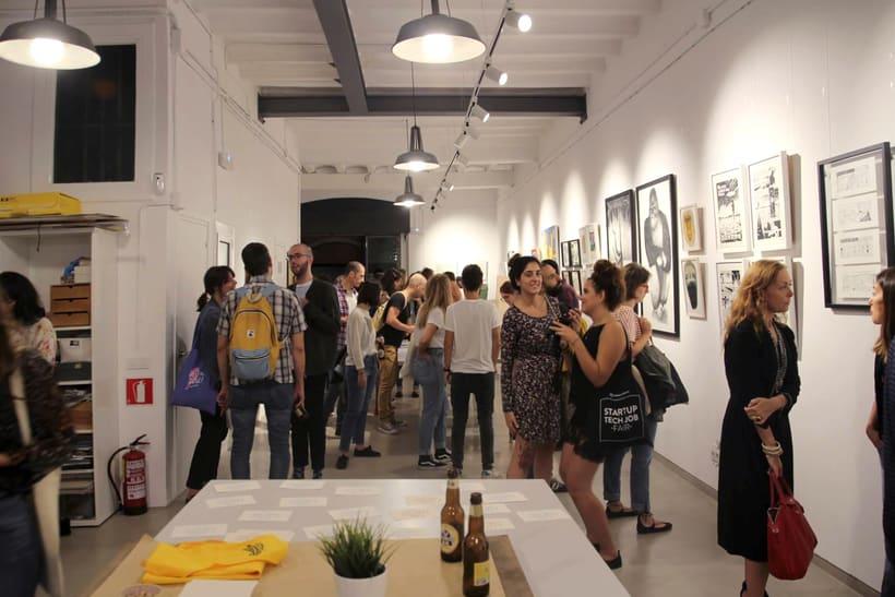 Demo Print en la Galería Cromo de la mano de Le Timbre 17