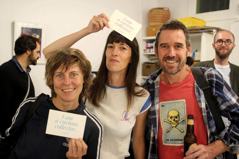 Demo Print en la Galería Cromo de la mano de Le Timbre 30