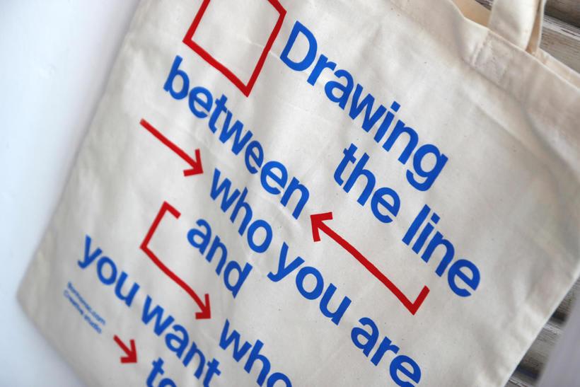 Estampación Tote Bags para el Aniversario del estudio creativo Bonhomic 16