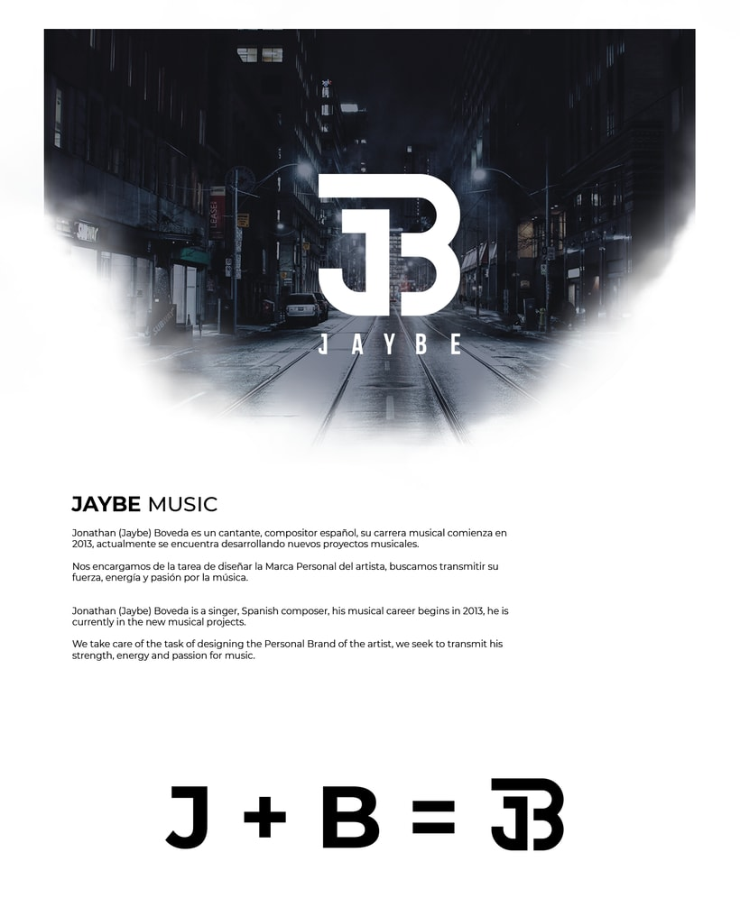 JAYBE Personal Brand 0