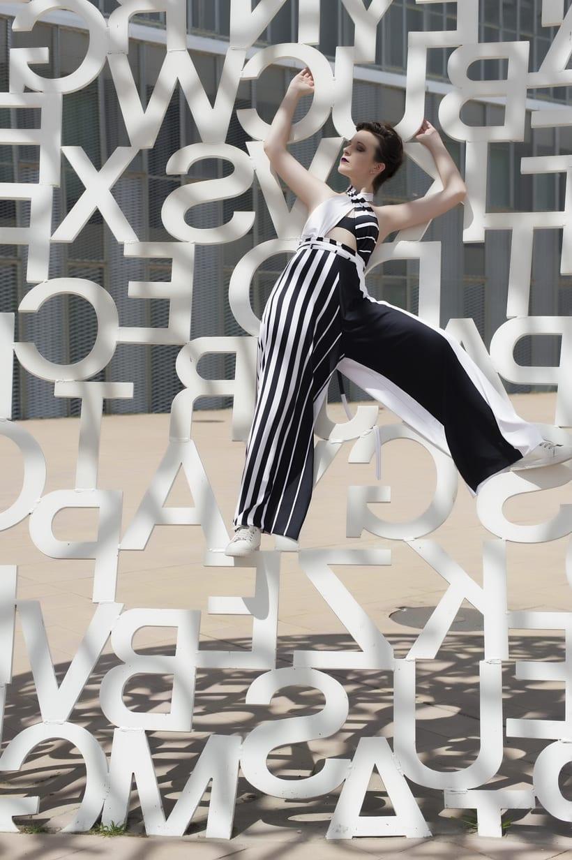 Proyecto: Fotografía de moda y retoque digital. Odisea Fotografía 2