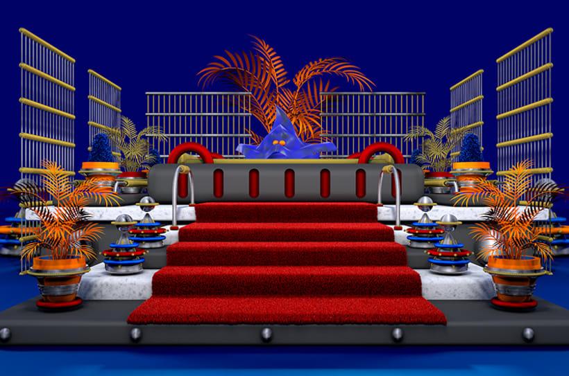 Luxurious Pool 2