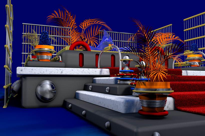 Luxurious Pool 3
