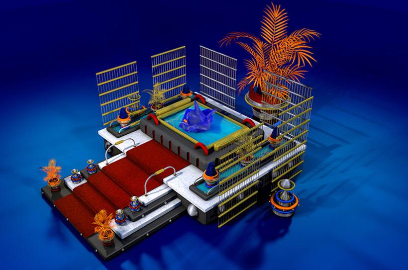 Luxurious Pool 5