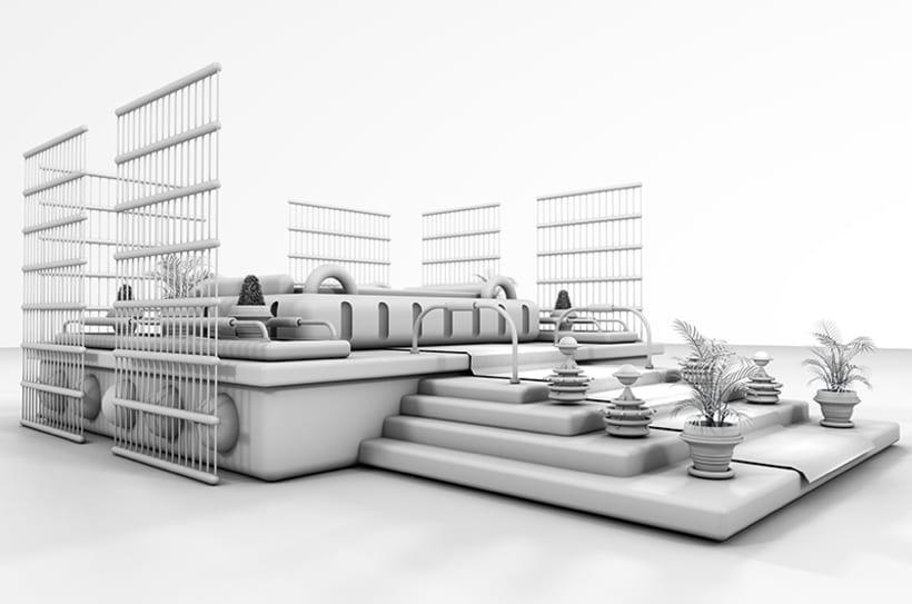 Luxurious Pool 6