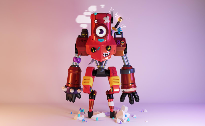 3D Characters#4 18