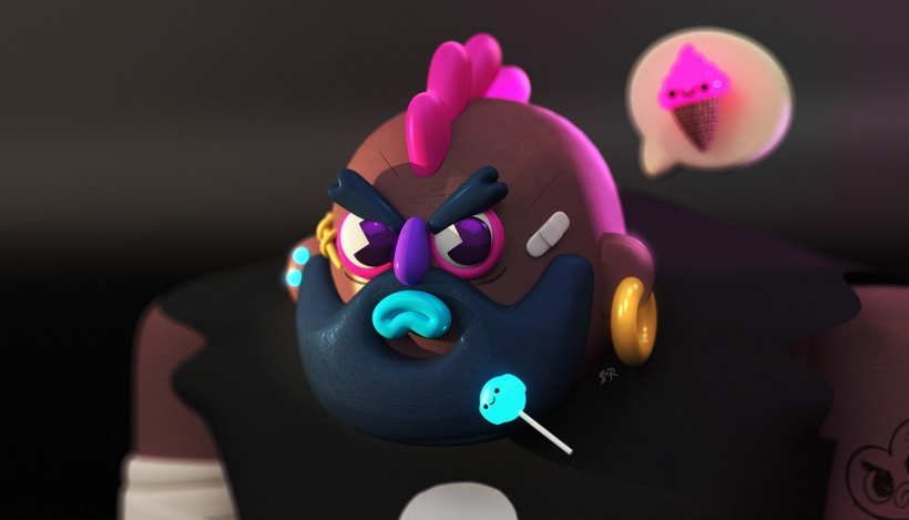 3D Characters#4 19
