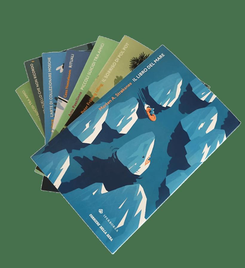 Boreali books cover design 0